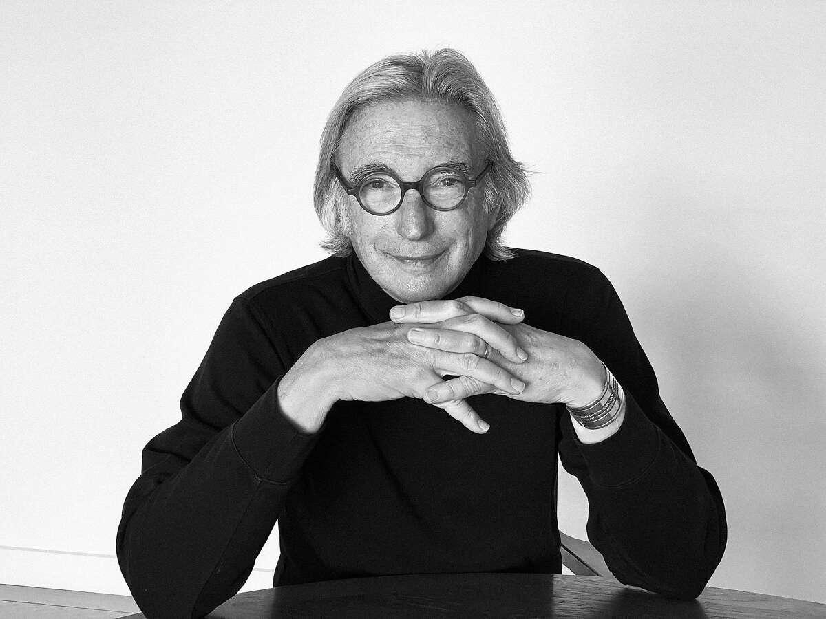 Michael Tilson Thomas portrait shot Thursday, June 4, 2020.