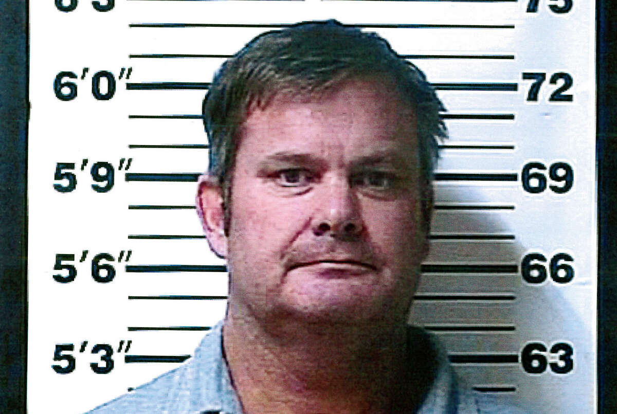 A booking photo provided by the Rexburg (Idaho) Police Department shows Chad Daybell, who was arrested Tuesday, June 9, 2020, on a felony charge of concealing evidence after investigators found unidentified human remains on his property, the authorities said. Daybell is the stepfather of Joshua