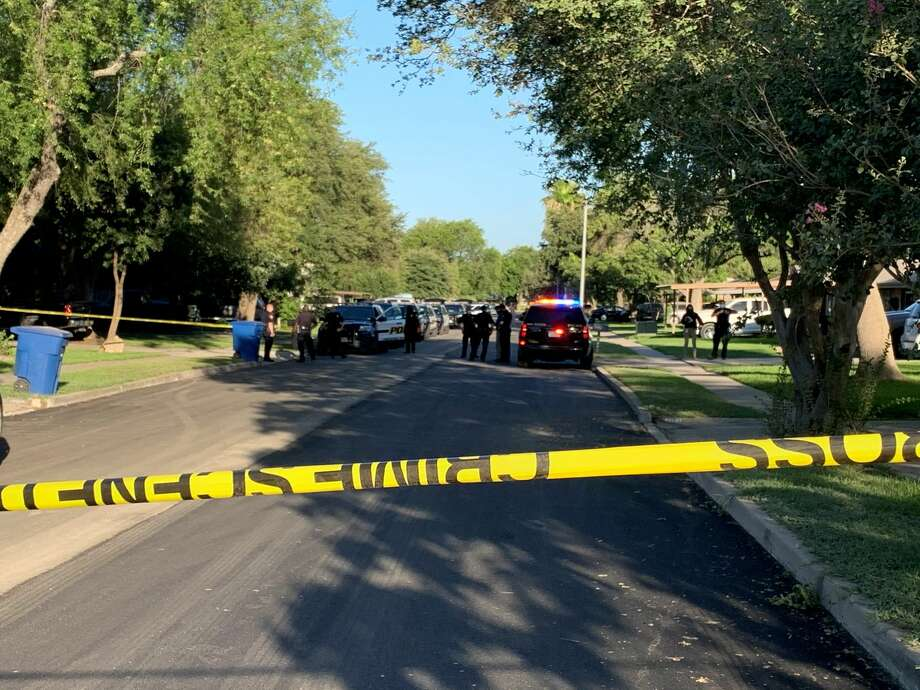 The woman accused of killing her parents at their Northeast Side home Thursday before turning the gun on herself has died, according to San Antonio police said. Photo: Taylor Pettaway