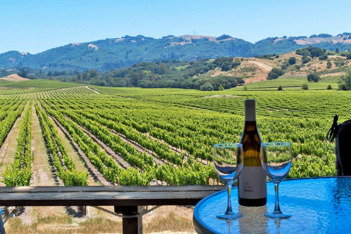 Winery tasting rooms will reopen in Sonoma County on Friday.