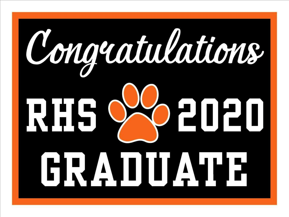 Ridgefield High School's roughly 400 seniors will graduate with a series of unusual, social distanced events - starting Friday, June 12.