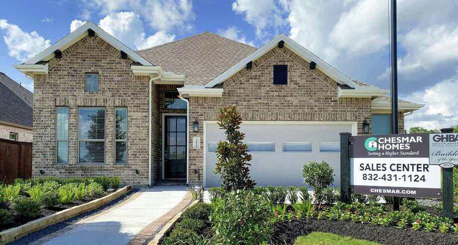 Chesmar Homes' new Meridiana model is now open in the community's 50-foot section of Bell Ridge.