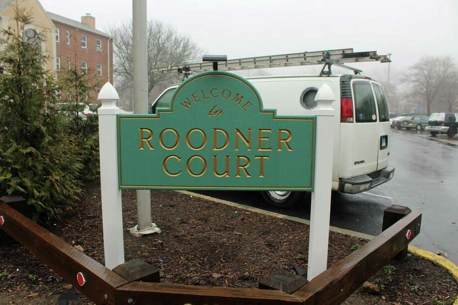 Roodner Court housing projects, Norwalk, Conn., Dec. 21, 2018. Photo: Justin Papp