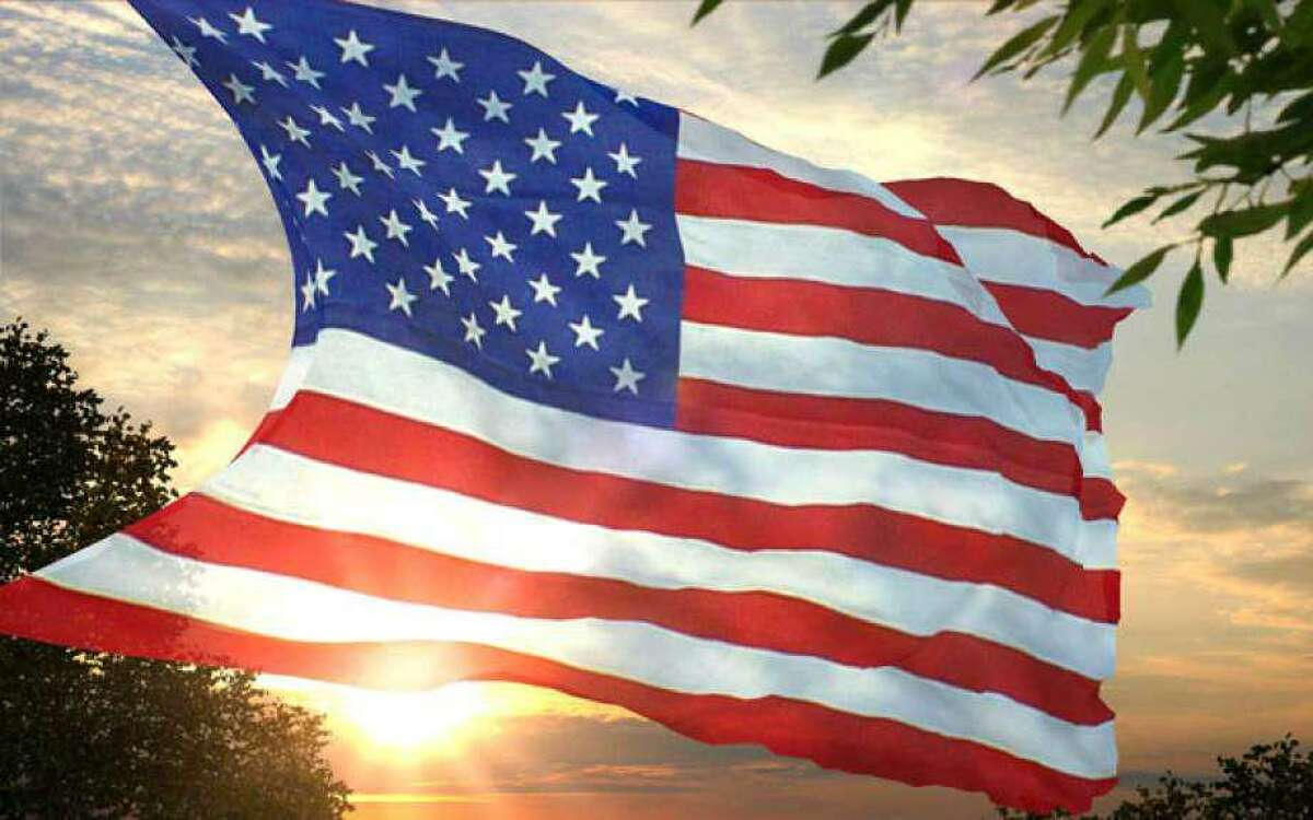 A Flag Day ceremony will be held in Wilton on Sunday, June 14, at 2 p.m. at the Veterans Memorial Green in Wilton Center.