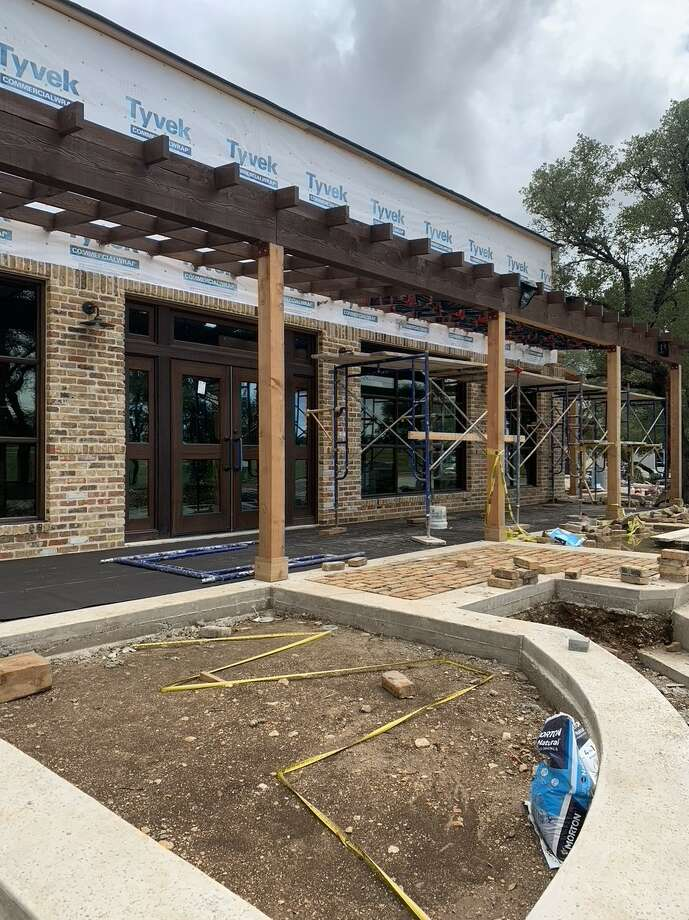 Delia's Tamales is eyeing a late July opening for its first San Antonio location. Photos show the progress being at the establishment, located at 13527 Hausman Pass, near Loop 1604. Photo: Courtesy, Delia's Tamales