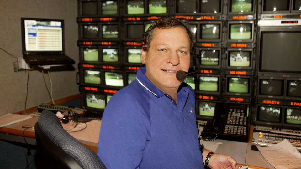 Lance Barrow's last ride leading CBS' golf coverage starts at home