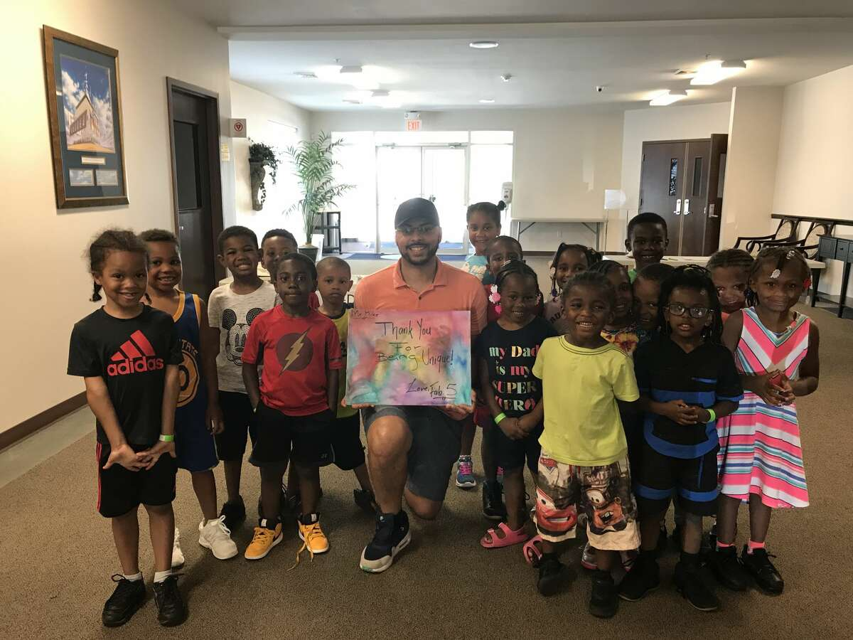 Poindexter is the director of community life, outreach, and youth at The Metropolitan Baptist Church in Albany, and the founder of the church's annual youth summer camp.