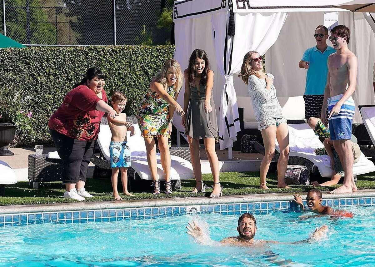 #99. The Mick (2017-2018) - IMDb user rating: 7.8 - IMDb user votes: 13,154 - Stars: Kaitlin Olson, Sofia Black-D'Elia, Thomas Barbusca, Carla Jimenez Starring Kaitlin Olson of