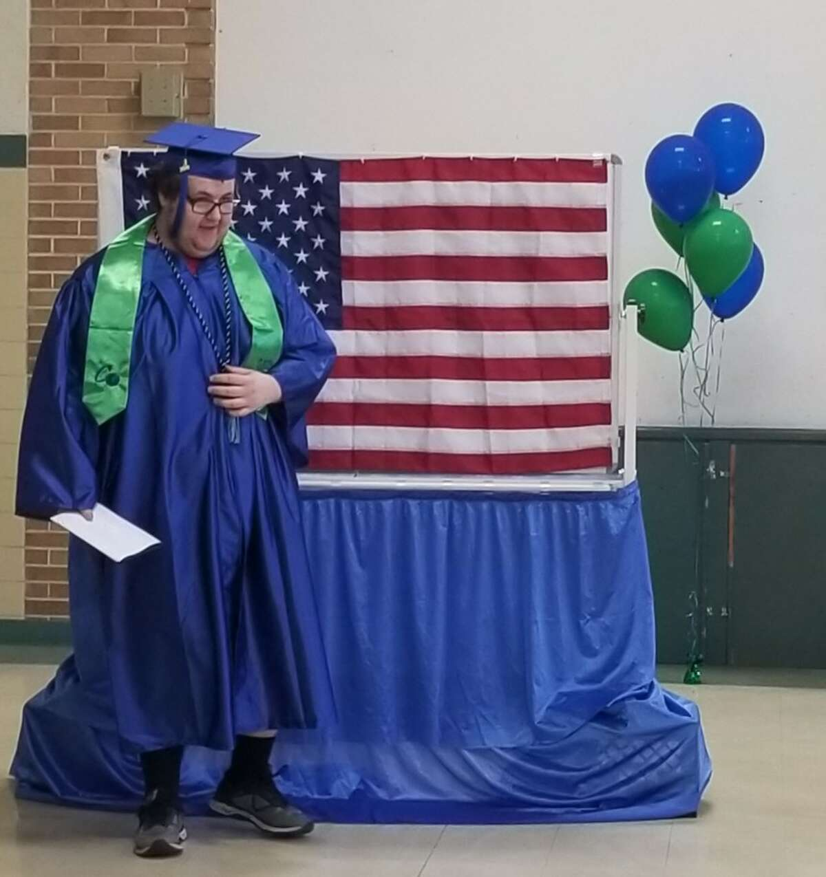 CASMAN Academy honored 15 students during its commencement ceremony at the school on June 10, 2020.