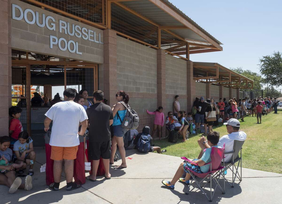 The Doug Russell Aquatic Center will open Saturdayfor Memorial Day Weekend.