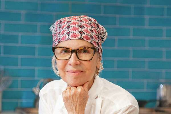 """Nancy Wolfson-Moche, of Cornwall, Conn., is the author of a new cookbook called """"Vegetables for Breakfast from A to Z: Change your breakfast, Change your life."""""""