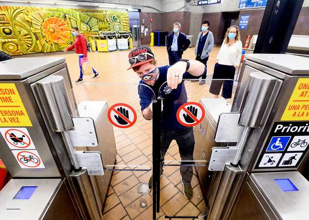 BART's new gate stopped some fare cheats  this year. How will the agency pay for more?
