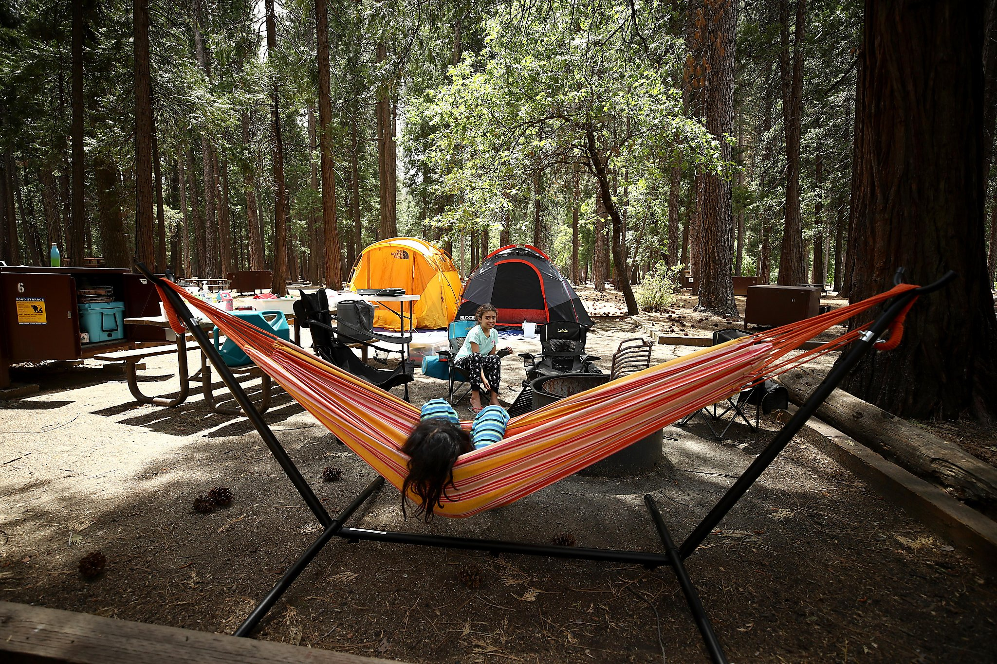 Want a camping reservation in California? Try this.
