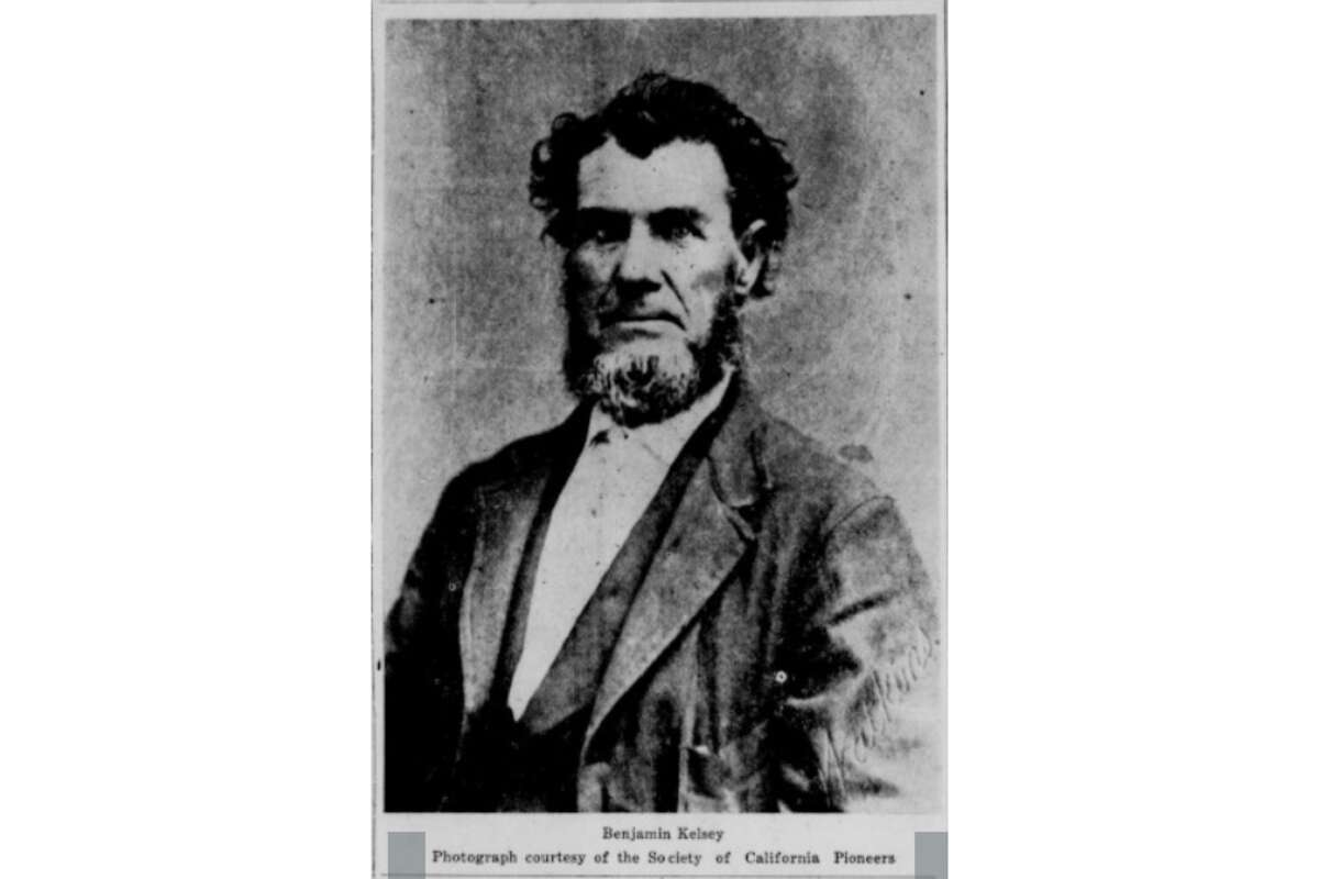 Benjamin Kelsey was one of the first European American settlers in the Sonoma-Lake County area of California in the early 1840s. He was also a brutal slave owner.