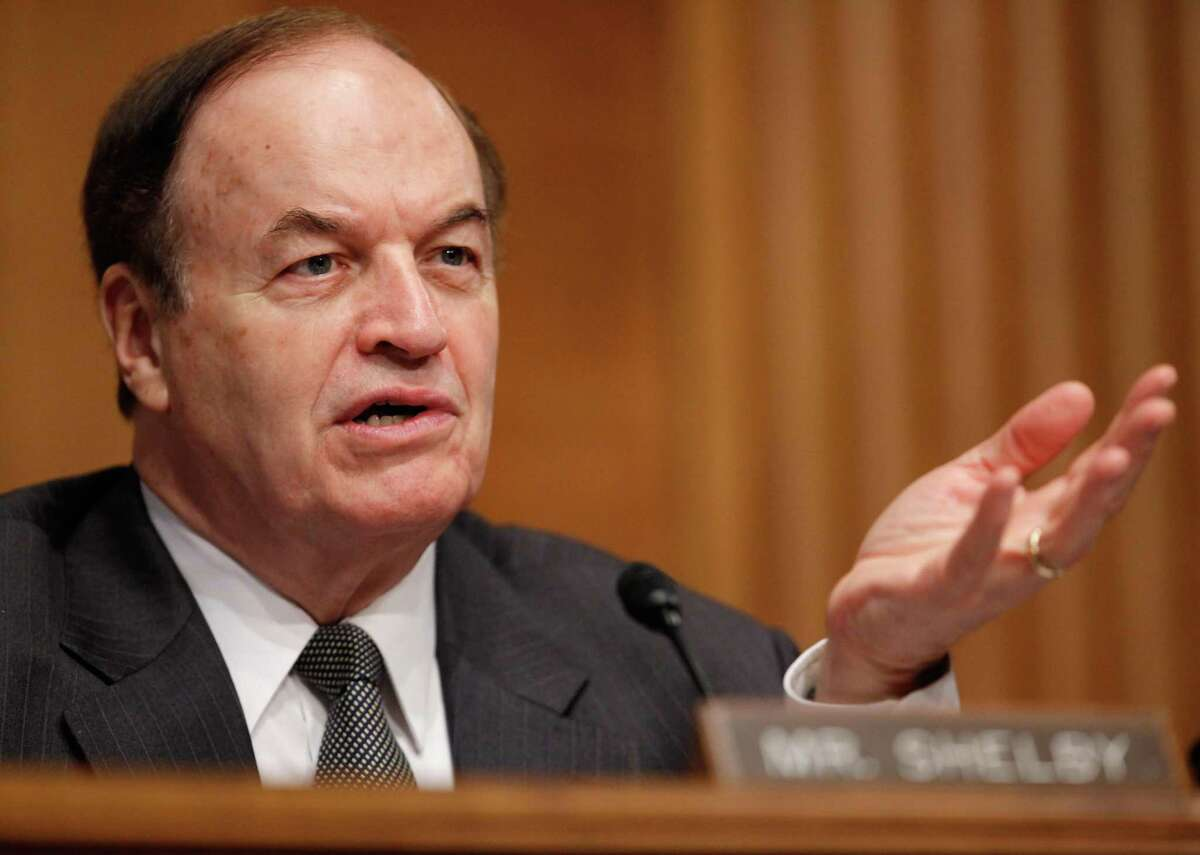 Alabama: Richard C. Shelby - Political party affiliation: Republican - Assumed Senate seat on: Jan. 3, 1987 - Years in office: 33 years, 4 months - Current term up in: 2022 - Previous office(s): U.S. House; Alabama Senate Richard Shelby became a senator in 1987, having previously served as a U.S. representative. According to GovTrack, Shelby often sponsors bills on public finance and taxes. He won re-election in 2016. This slideshow was first published on Stacker