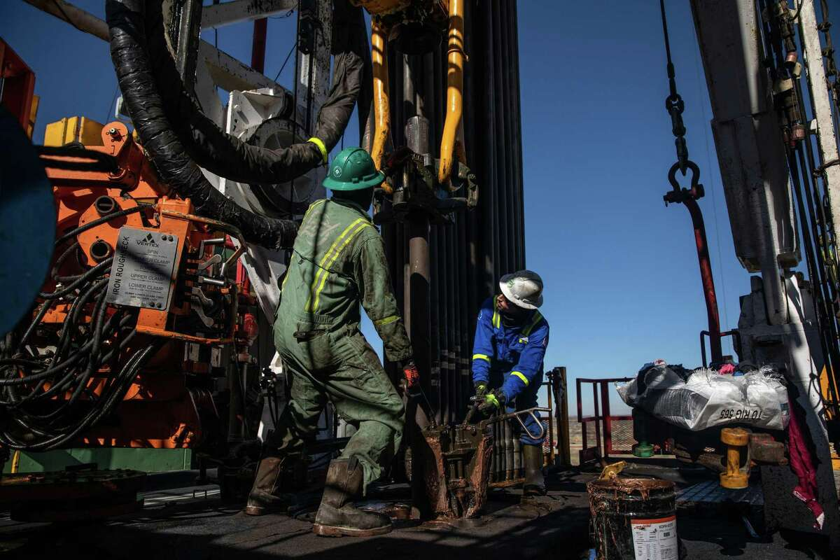 A drilling revival may soon be underway in the Permian Basin of West Texas where a flurry of permits for new horizontal wells have been filed.
