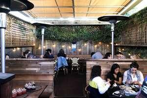 Zazie:  941 Cole St, San Francisco Hours: Weekday Brunch 8-2pm, Weekend Brunch 9-3pm, Dinner at 5pm