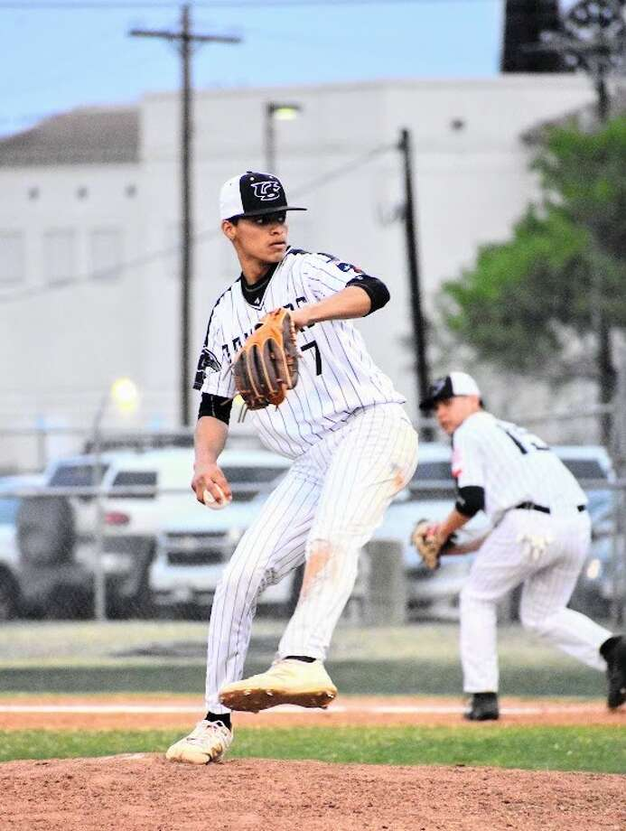 United South pitcher Marco Raya was selected in the fourth round of the MLB draft Thursday by the Minnesota Twins. Photo: Courtesy