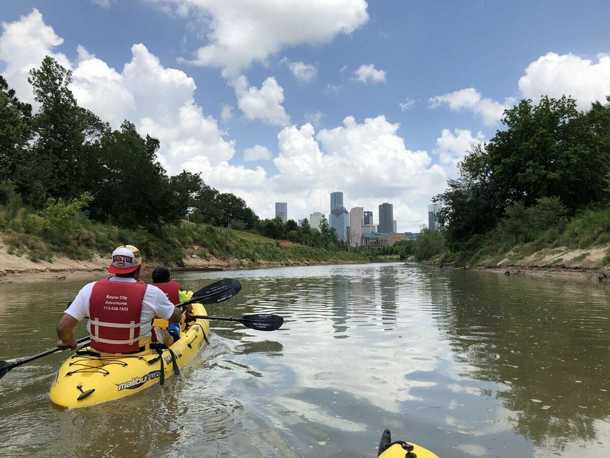 Bayou City Adventures1520 Silver St (713) 538-7433 Gear up for summer as Bayou City Adventures is ready to take you on a kayaking tour down Buffalo Bayou. Photo: Yelp/Stephany L.