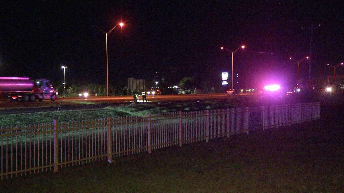 One man is dead after getting hit by a vehicle on the South Side Thursday night.