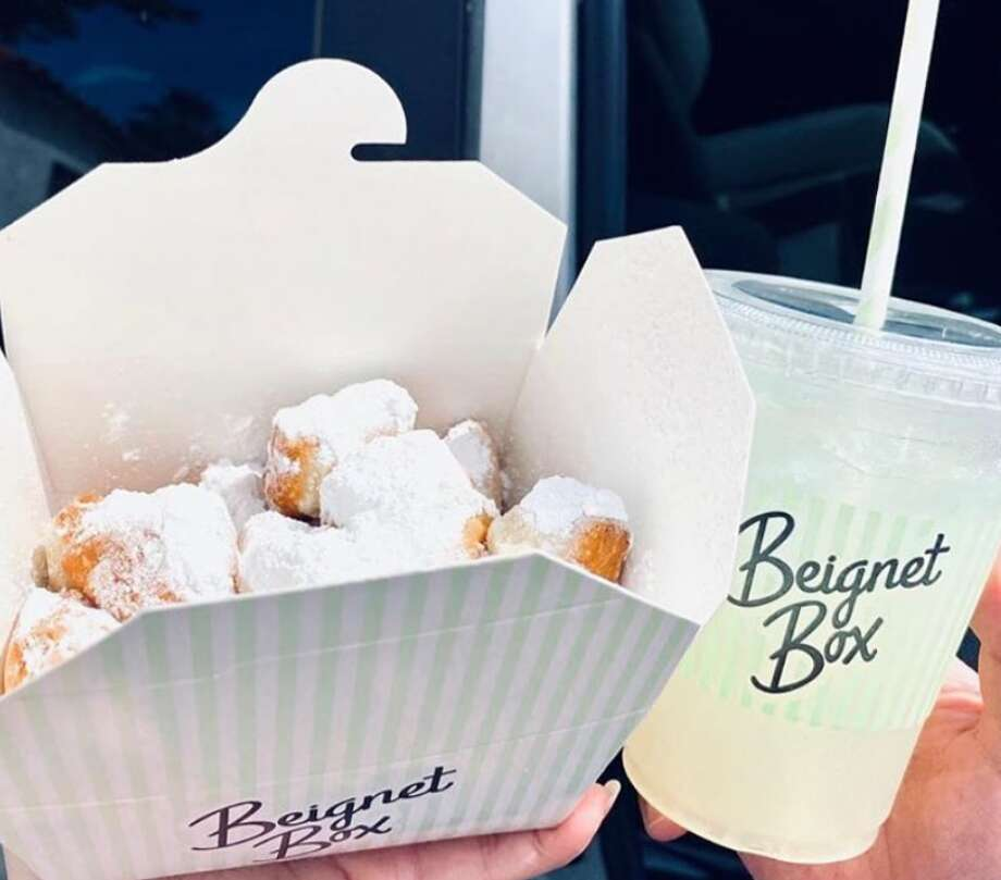 San Antonio's food scene is getting the star treatment this  week, as singer Christina Milian's food truck is making a stop in the Alamo City on their cross-country tour. Photo: Courtesy- Beignet Box Instagram