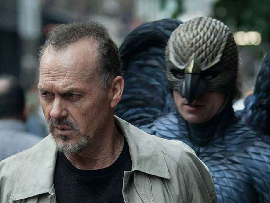 "Michael Keaton soars in ""Birdman or (The Unexpected Virtue of Ignorance)."" Photo: Contributed Photo / Contributed Photo / Connecticut Post"