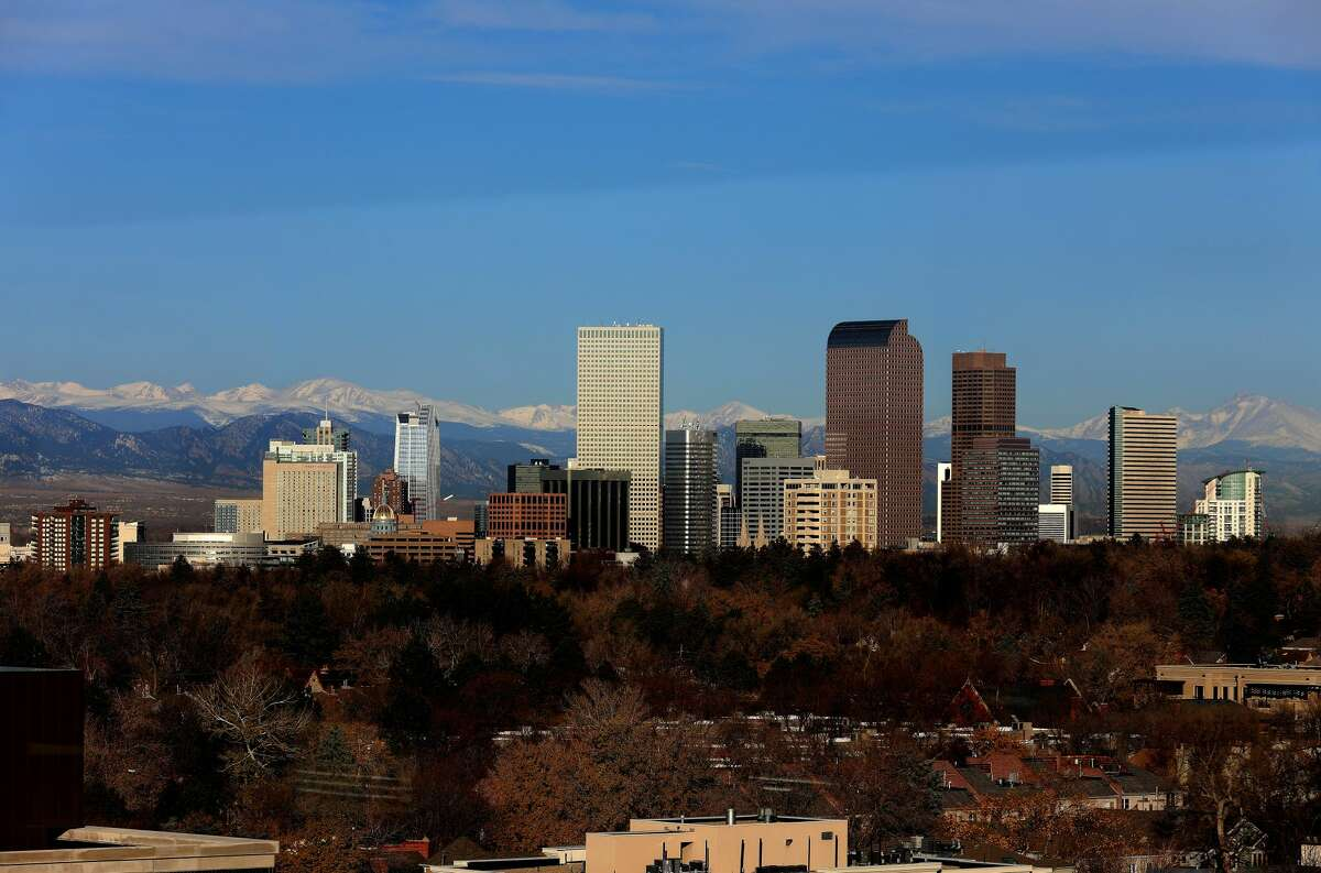 #2: Denver, Colorado In 2018, there was a net migration of about 6,200 individuals.