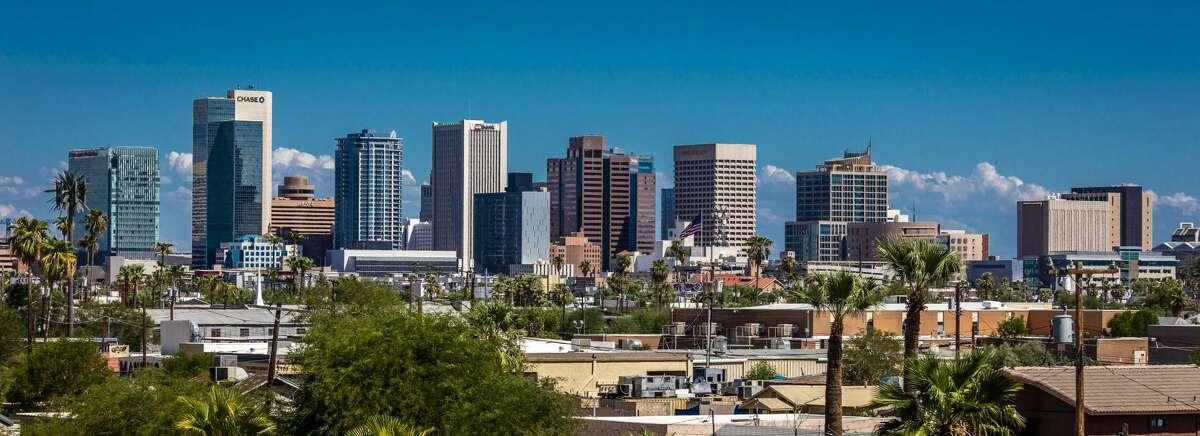 #8: Phoenix, Arizona