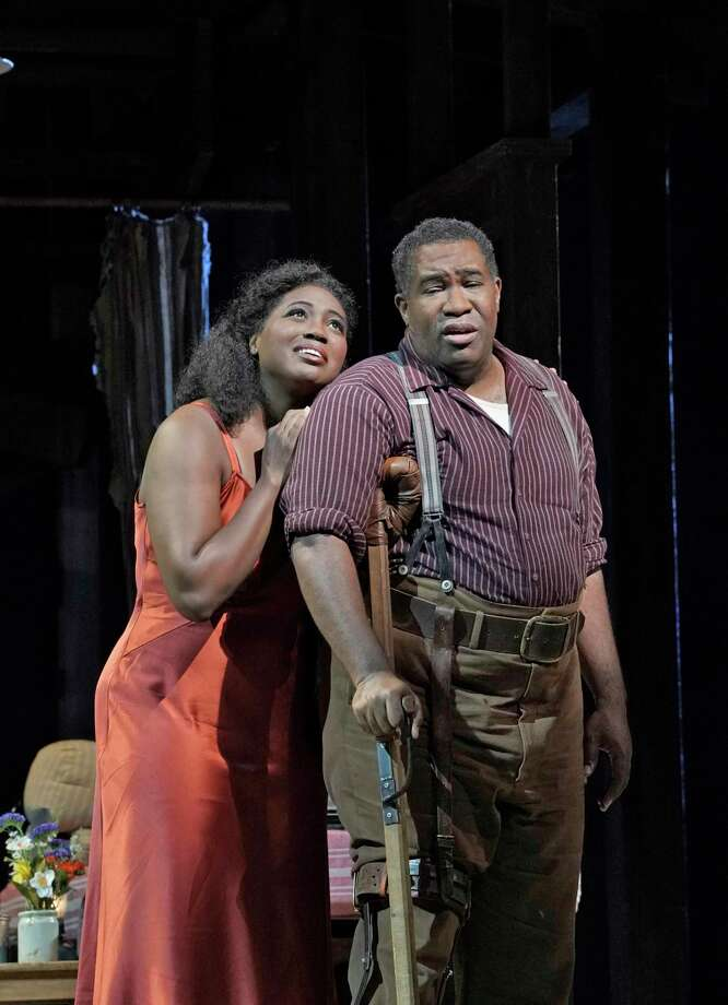 The Ridgefield Playhouse will be presenting five extraordinary productions on the big screen as part of the Met Opera Summer Encore Series - including this season's record-breaking hit Porgy and Bess on June 27. Photo: Contributed Photo