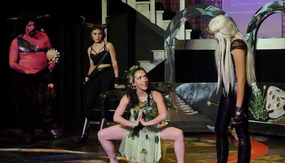 Performing Arts San Antonio has filmed its production of