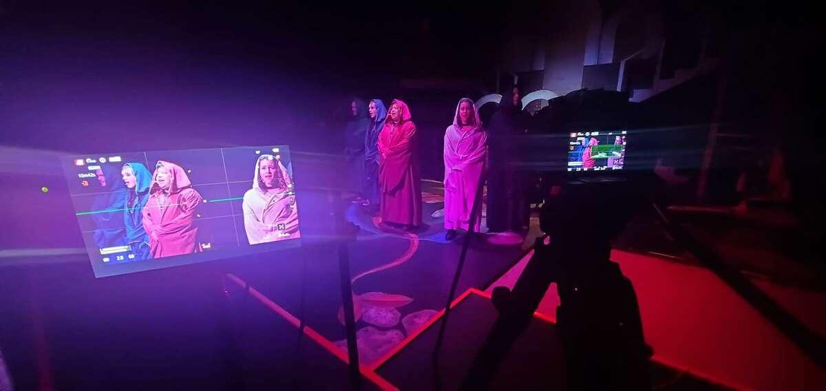 Performing Arts San Antonio has filmed