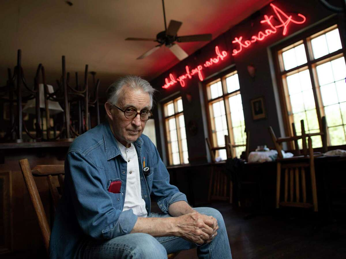 """""""I have no idea how restaurant owners will make enough money to pay the rents they were paying before the shutdown. It seems impossible,"""" Dwight Hobart says."""