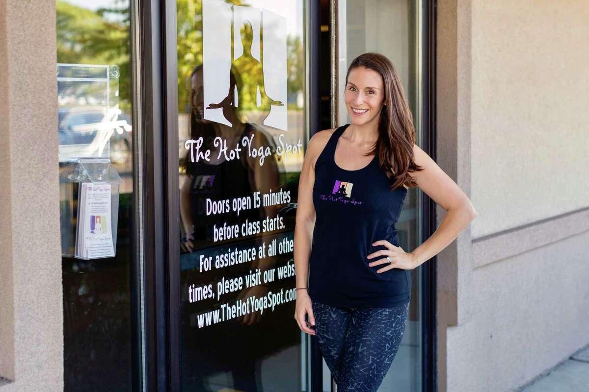 Jessica Fuller, The Hot Yoga Spot