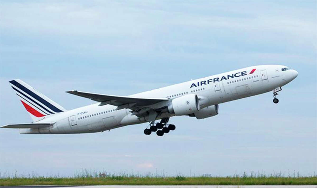Air France will return to San Francisco International next month with a 777.