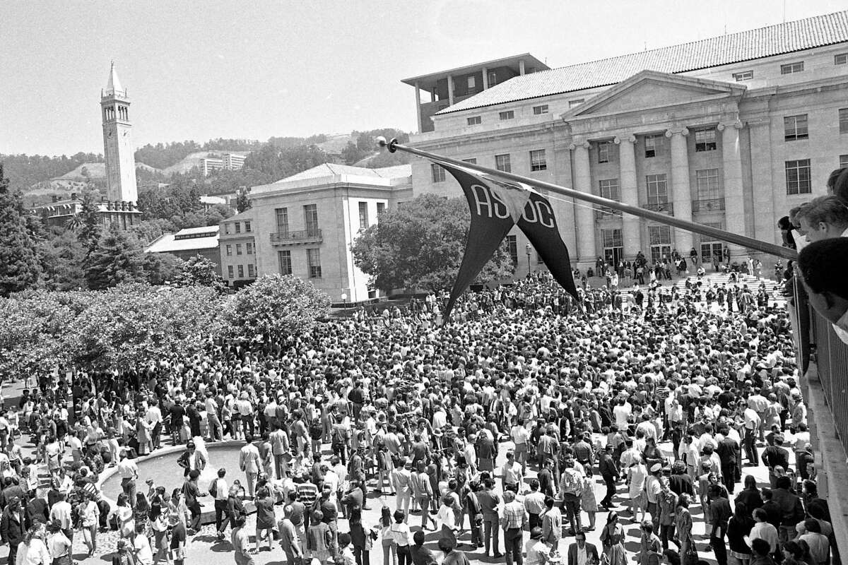 In 1969, people protested racism and inequality across the nation, including in Berkeley, Calif. A reader says the nation looks similar today, reflecting a need for progress.