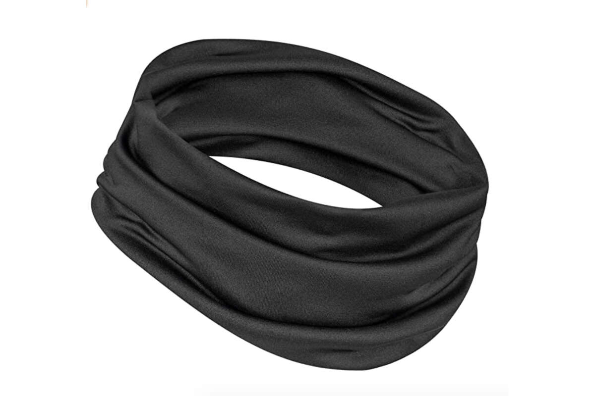 Tough Headwear 12-in-1 Cooling Neck Wrap/Gaiter $14.95Amazon