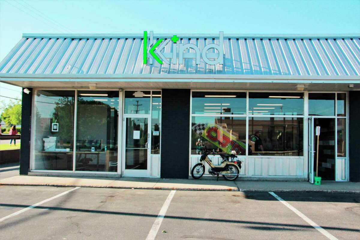 Opening in Big Rapids just last month, KKind General Manager Joe Keck said business has been steadily growing ever since. (Pioneer photo/Alicia Jaimes)