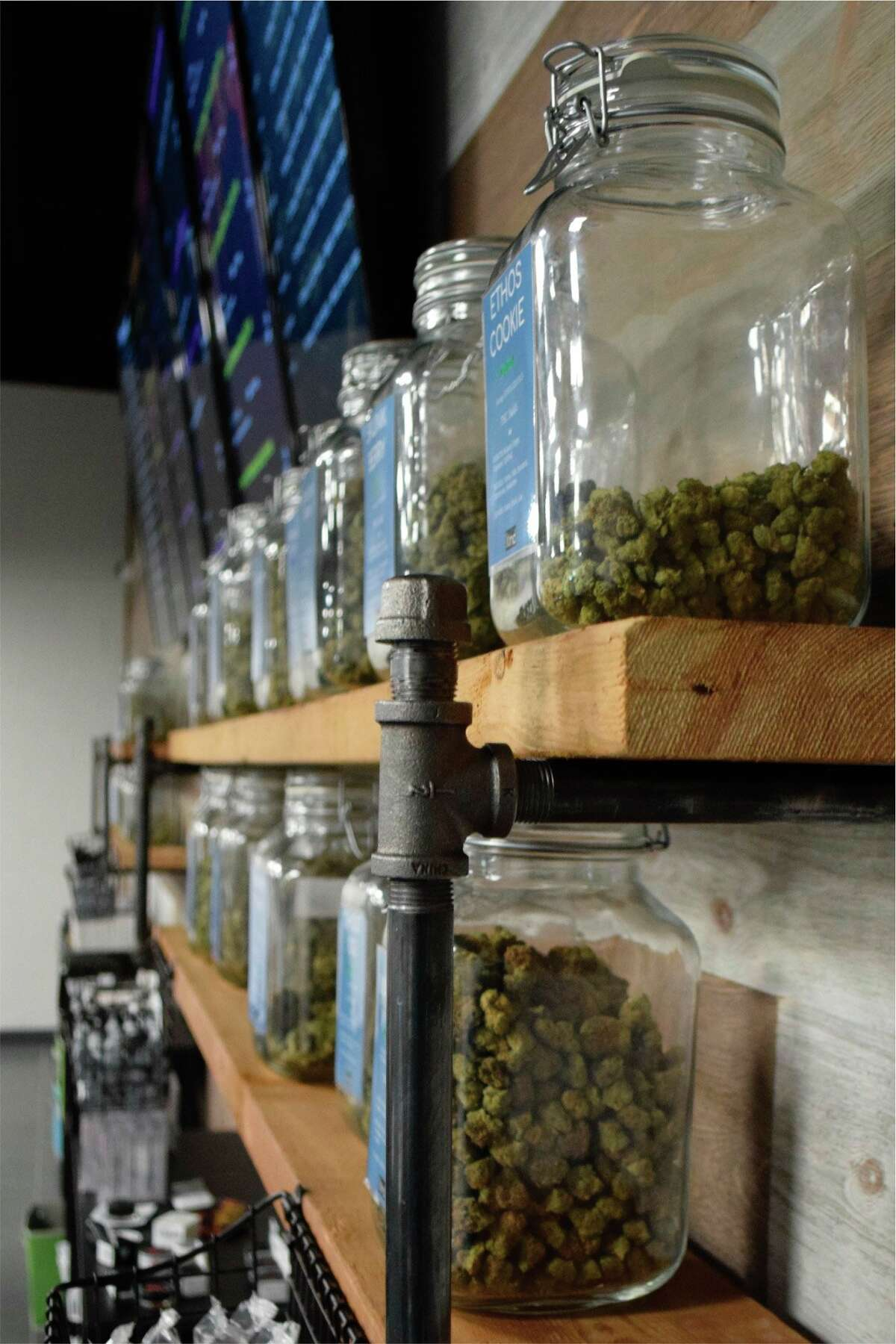 All the way from Kalamazoo, KKind-- a state licensed cannabis provisioning center-- opened its second recreational store in the city of Big Rapids.(Courtesy photo)