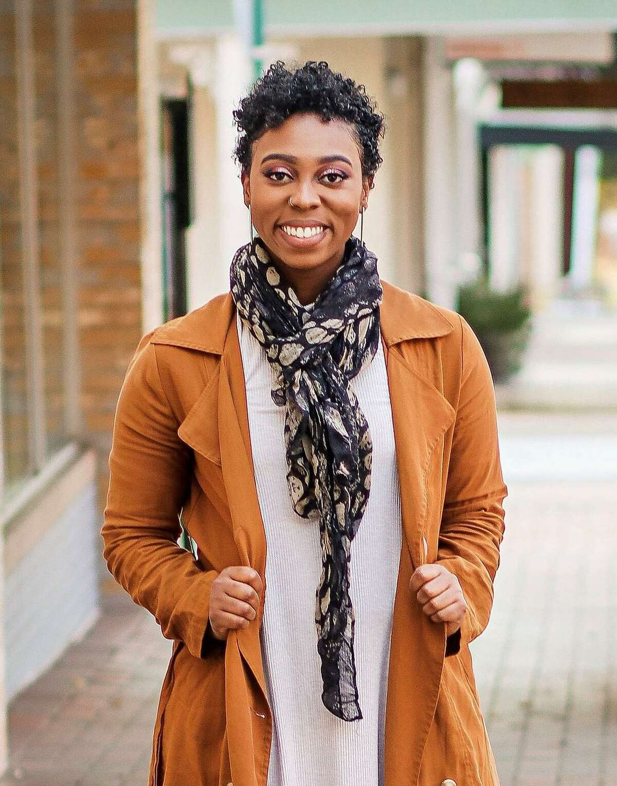 Magnolia-based artist Lois Spurlock, 24, discusses art and race in The Sunday Conversation.