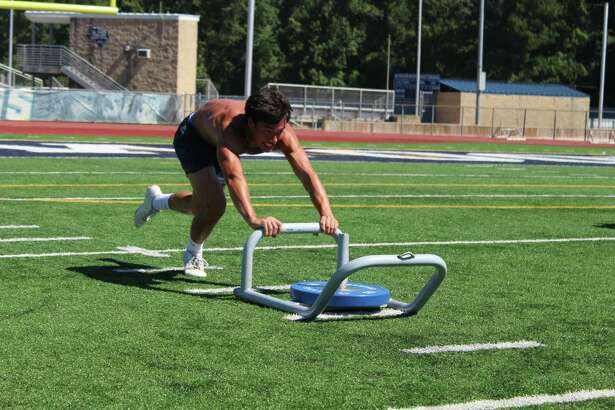 Kingwood began the Cale Melton era with summer strength and conditioning on Monday.