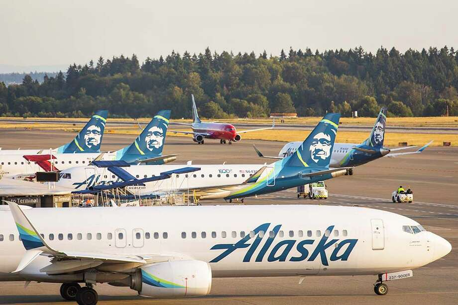 Alaska Airlines plane forced to land in Seattle after passenger threatens to kill everyone Photo: Alaska Airlines
