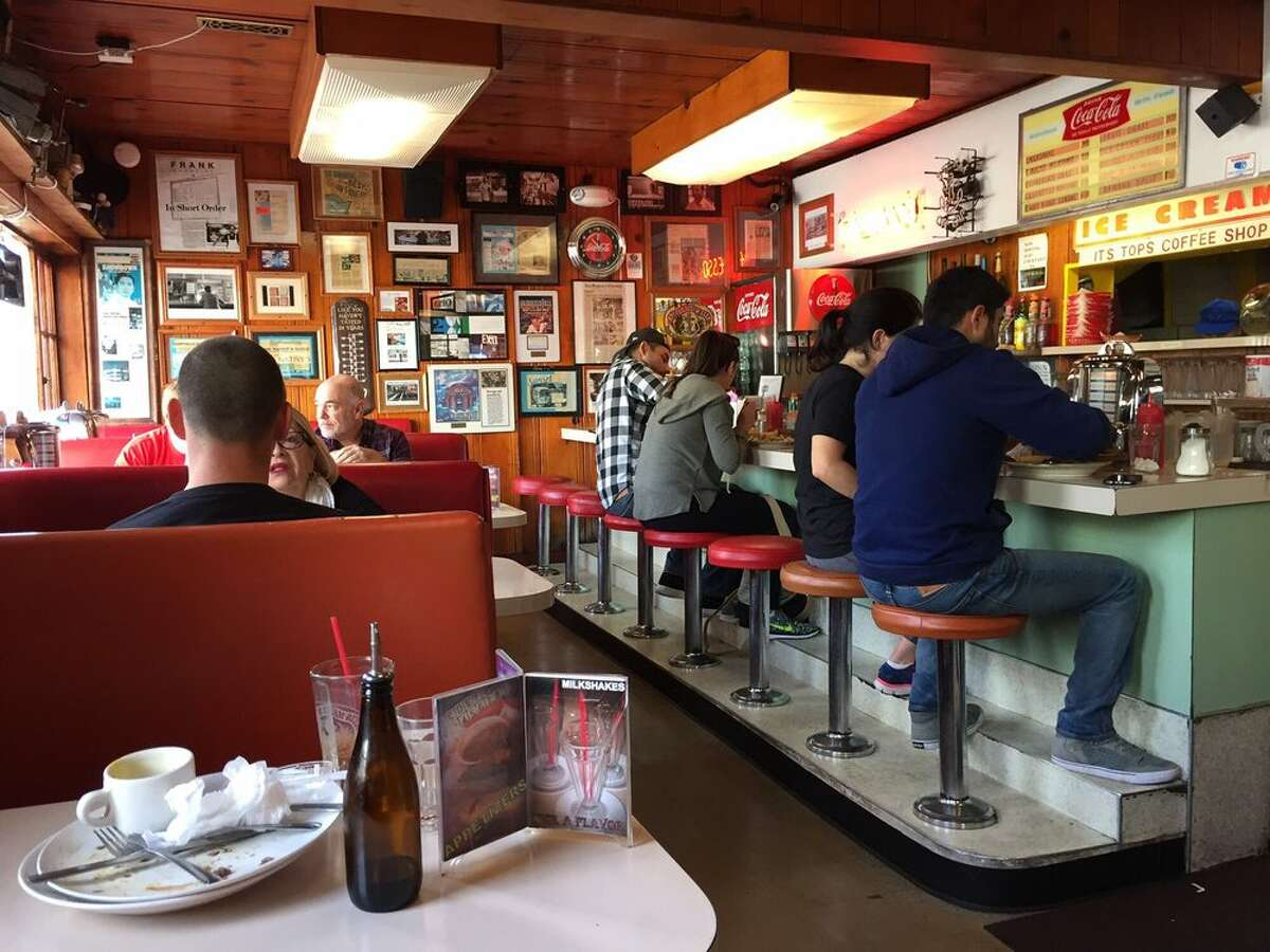 It's Tops, a diner that has been a landmark on Market Street for 68 years, has closed.