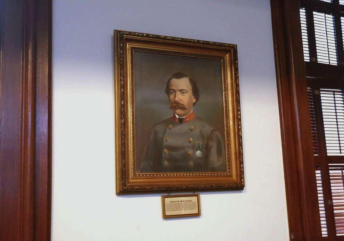 A portrait of Richard William