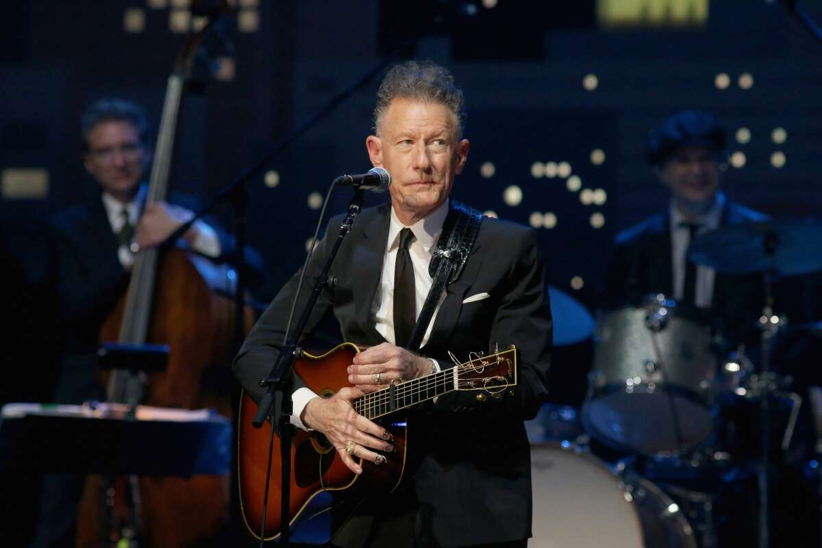 This photo of Lovett was taken in October 2014, when he performed in concert during the Austin City Limits 2019 Hall of Fame Induction Ceremony at ACL Live.