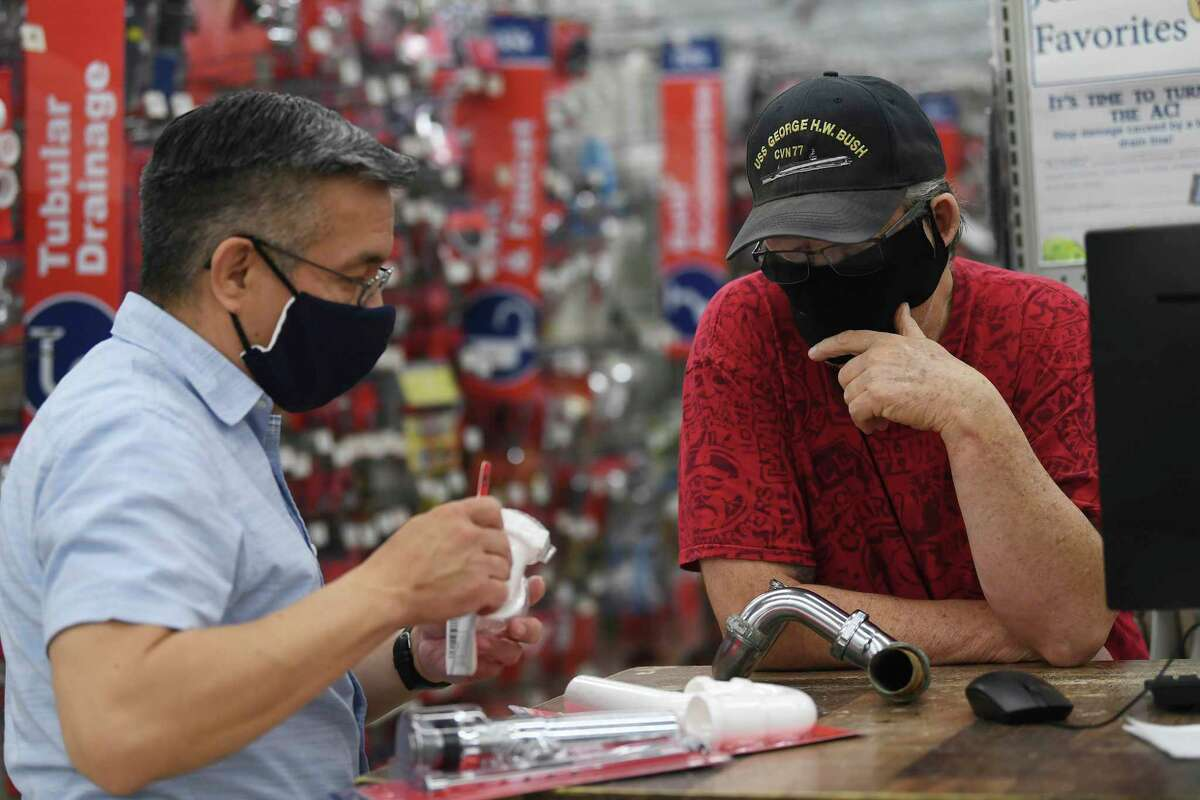 Home improvement and hardware stores fared better than most during the pandemic, according to a company that studies