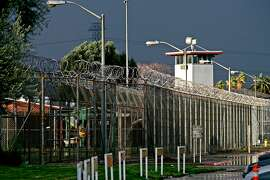 The California Institution for Women Chino, here in a January 2010 file image, has seen 105 inmates and four staff members test positive for COVID-19. (K.C. Alfred/San Diego Union-Tribune/TNS)