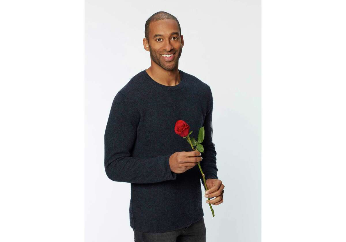 This image released by ABC shows Matt James, who will be the next bachelor on the 25th season of the romance reality series