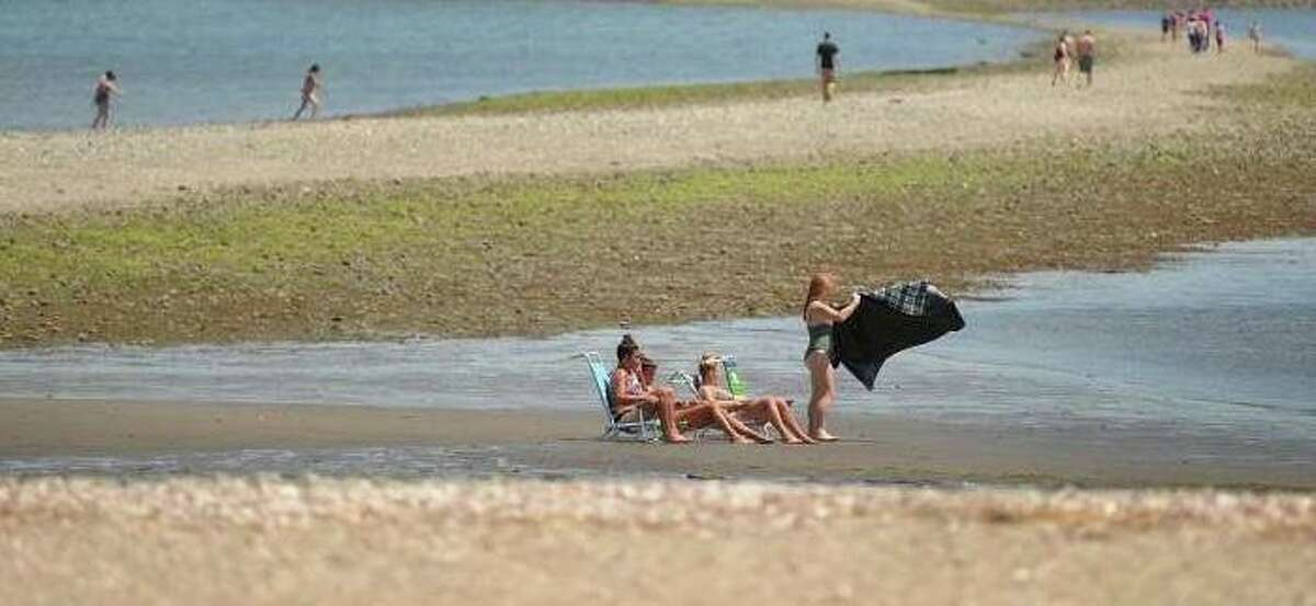 Walnut Beach, Gulf Beach, Hawley Avenue Beach and Anchor Beach remain open for Milford residents only. Proof of residency is required in order to enter those beaches.