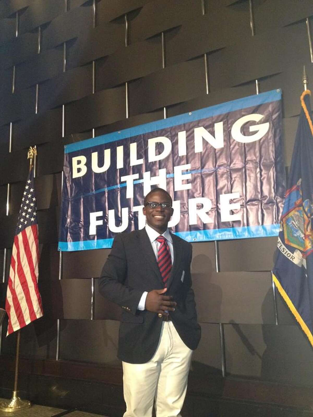 2. I was the vice president of the Albany College democrats.