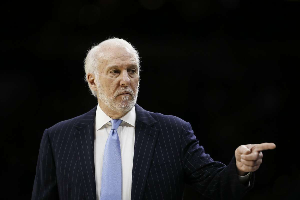 Scientists recently discovered a gene that could advance our understanding of evolution and named it after Spurs coach Gregg Popovich.